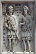 The Two Saints Theodore