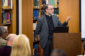 Reverend Doctor Alberto Rocca Lectures