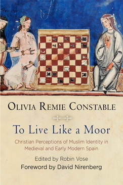 To Live Like a Moor Book Jacket