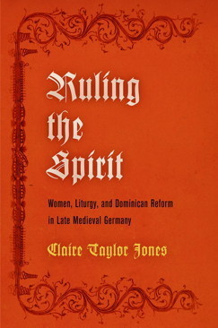 Ruling the Spirit book jacket