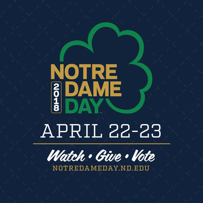 Notre Dame Day 2018