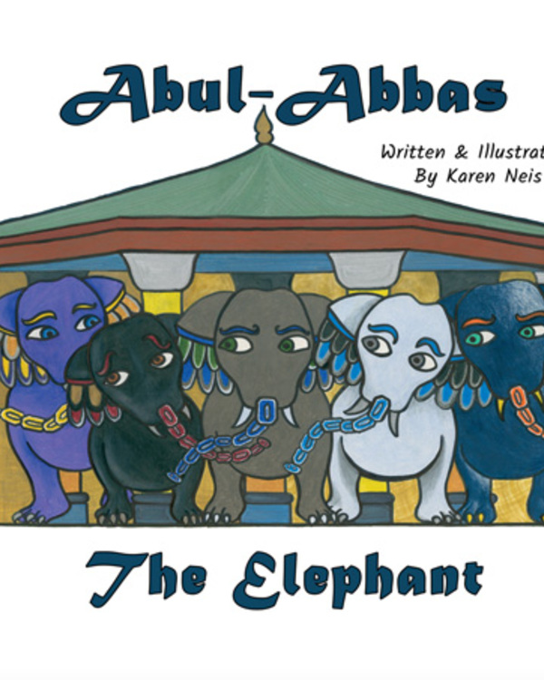 The cover of Abul Abbas by Karen Neis