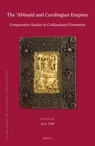 Tor Book Cover The Abbasid And Carolingian Empires 2018