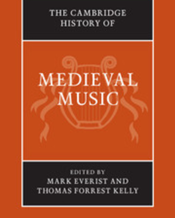 Fassler And Jeffrey Book Cover Medieval Music 2018
