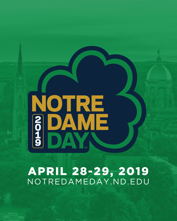 Notre Dame Day 2019