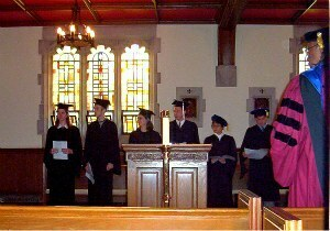 Medieval Institute Graduation-Group