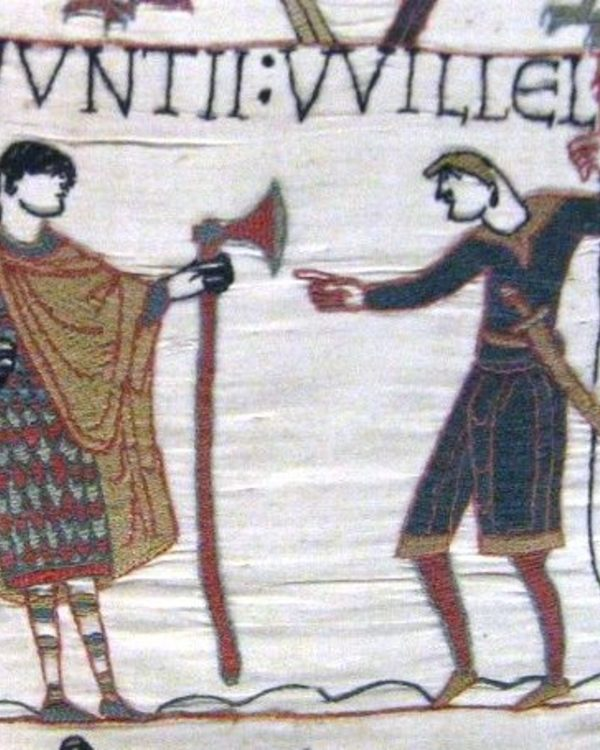 Rebecca West Blog Bayeux Tapestry