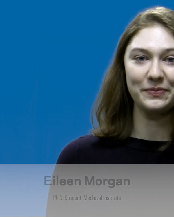 Eileen Morgan Flash Interview Screenshot