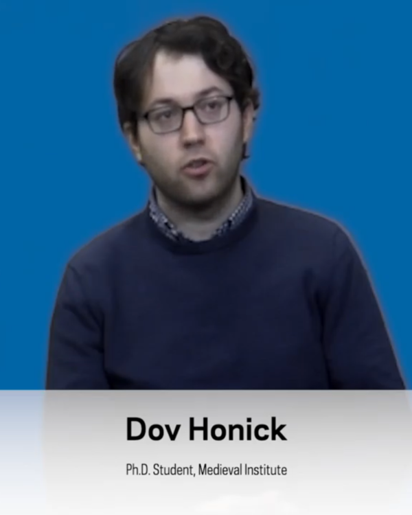 Dov Honick Flash Interviw Screenshot