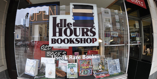 Idle Hours Bookshop 2020
