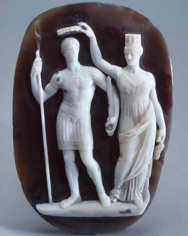 Cameo Constantine The Great