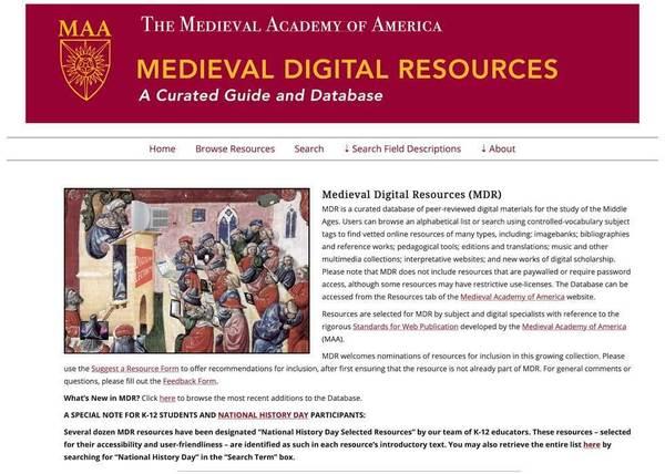 MAA-Digital-Database